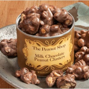The Peanut Shop Chocolates & Chocolate Peanuts