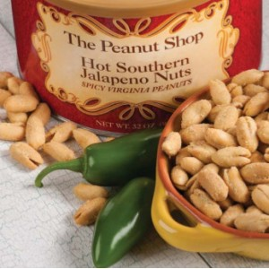 The Peanut Shop | Seasoned Virginia Peanuts