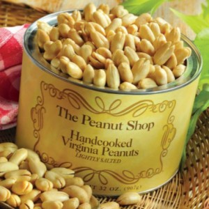 The Peanut Shop | Virginia Peanuts