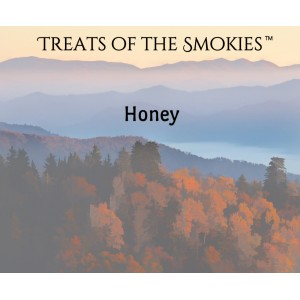 Treats of the Smokies Honey