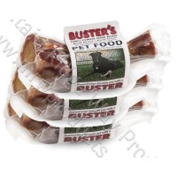 Buster's 100% Cured Ham Bone for Dogs - 3 PACK!