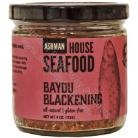 Ashman House Bayou Blackening Spice - Case of 6