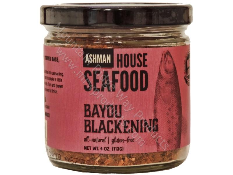Ashman House Bayou Blackening Spice Case Of 6 Mountain