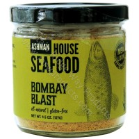 Ashman House Bombay Seafood Blast - Case of 6!
