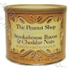 The Peanut Shop Smokehouse Bacon & Cheddar Peanuts - 10.5 oz.