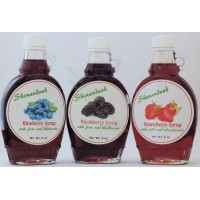 Millcroft Farms Syrup Sampler - 3 Pack - 8 oz. Bottles