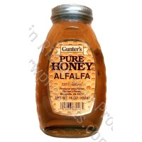 Gunter's Alfalfa Honey - 1 lb. Jar