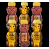 Gunter's Clover & Wildflower Honey Bears - 6 Pack