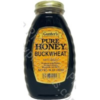 Gunter's Buckwheat Honey - 1 lb. Jar