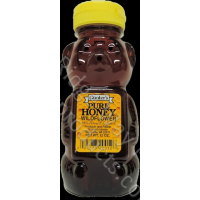 Gunter's Wildflower Honey Bear - 12 Oz. Net Wt. - Case of 12