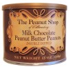 The Peanut Shop Milk Chocolate Peanut Butter Covered Peanuts - 12 Oz.