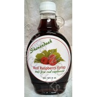 Millcroft Farms Red Raspberry Syrup - 8 oz