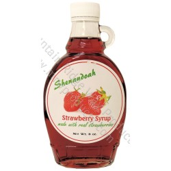 Millcroft Farms Strawberry Syrup - 8 oz.