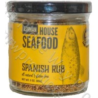 Ashman House Spanish Fish Rub - Case of 6