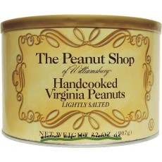 The Peanut Shop Lightly Salted Virginia Peanuts - 32 Oz.